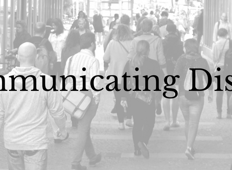 Communicating Dissent