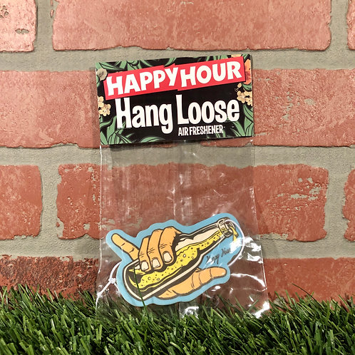 Happy Hour Air Freshener - Hang Loose