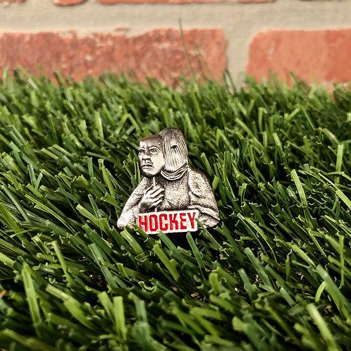 "Hockey - ""Blend In"" Pin"