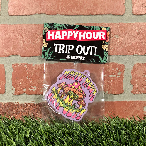 Happy Hour Air Freshener - Trip Out