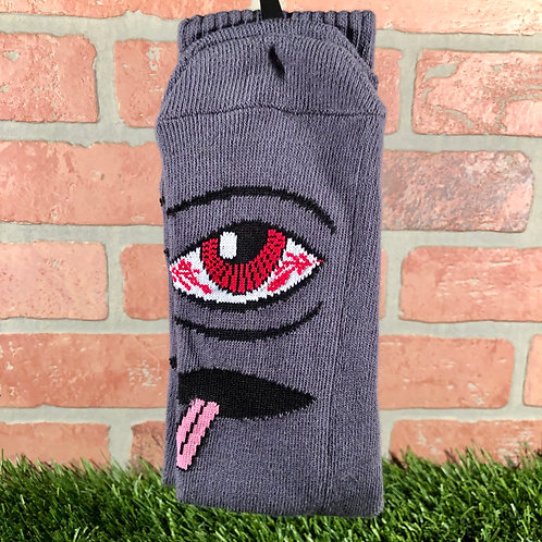 Toy Machine - Bloodshot Eye - Charcoal