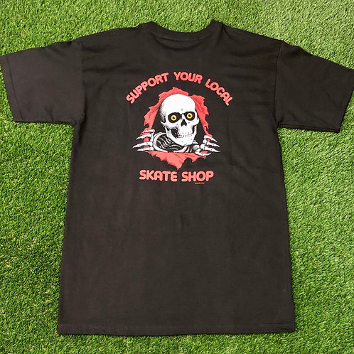 Powell Peralta - Support T Black