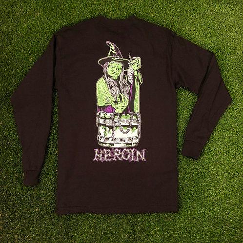 Heroin Black LS