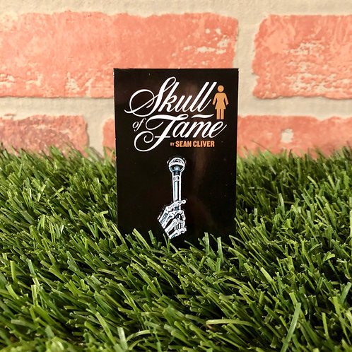 "GIRL ""Skull of Fame"" Pin By Sean Cliver"