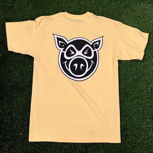 Pig Logo T -M