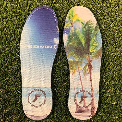 Footprint Kingfoam Beach Insole - Hi