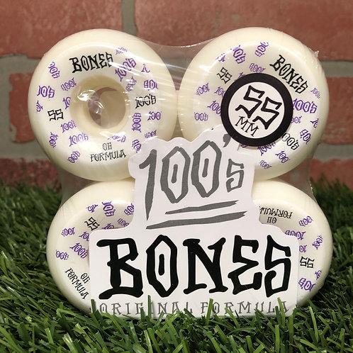 Bones 100's V5 - 55mm