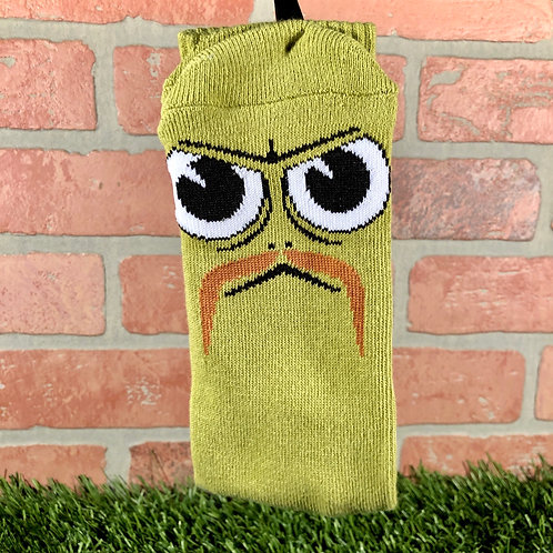 Toy Machine - TurtleBoy Stache Sock