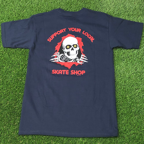 Powell Peralta - Support T Navy