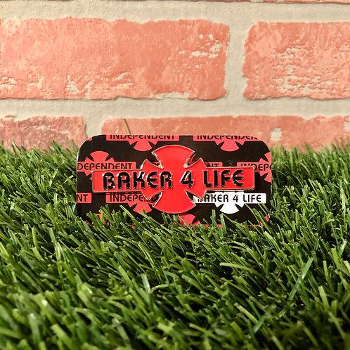 Independent X Baker Pin