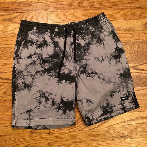 Huf - Tie-Dye Shorts - MED