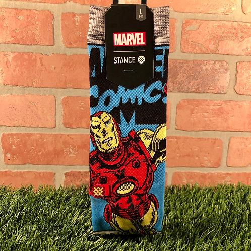 Stance - Iron Man Comic - Grey
