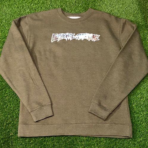 FA Logo Crew Sweatshirt - L