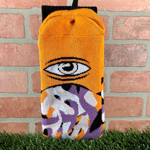 Toy Machine - Barfer Orange Sock