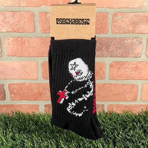 Psockadelic - Skeletal Sock