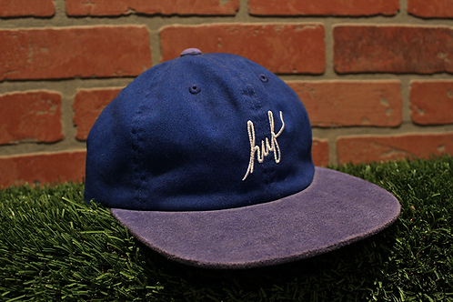 Huf Script Hat