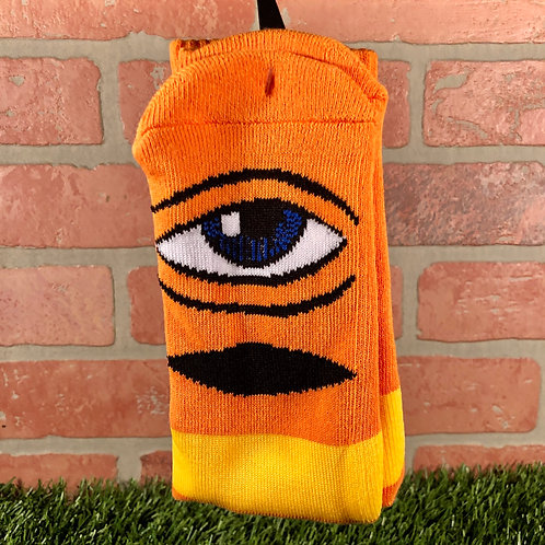 Toy Machine - Sect Eye Big Stripe - Orange