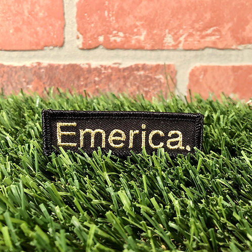 Emerica - Name Tag Patch