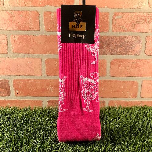 Huf x Betty Boop - Martini - Hot Pink