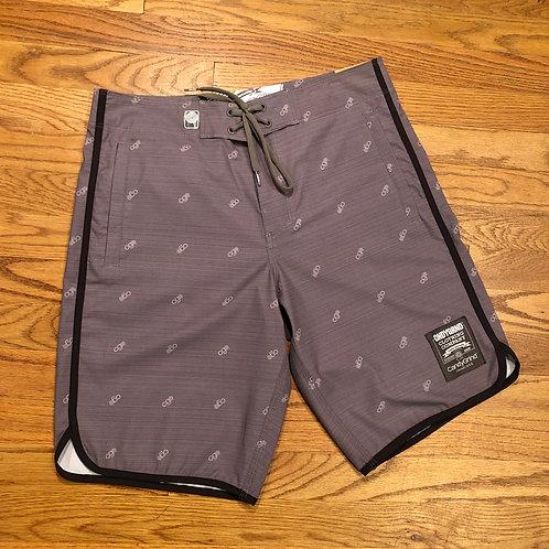 CG - 309 Board Shorts Dark Grey