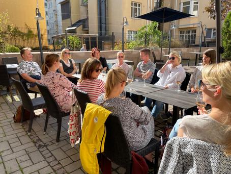 Kollektiivin workshop Helsingissä