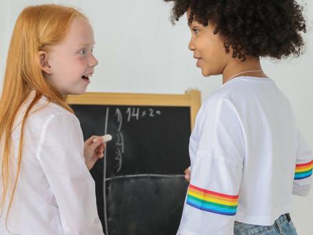 Pelkoa vai iloa matikassa? – Fear or joy in math?
