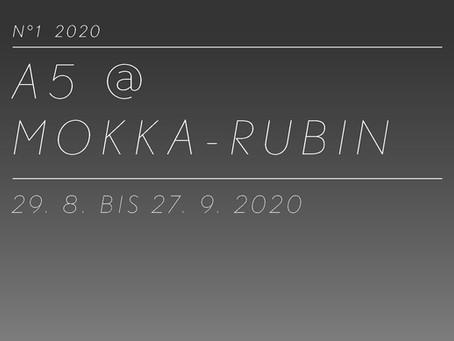 N ° 1 2 0 2 0 A 5 @ M O K K A - RU B I N