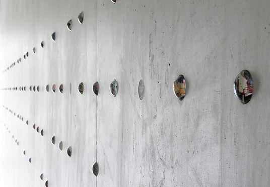Kunst am Bau // JVA Solothun // Andrea Nottaris