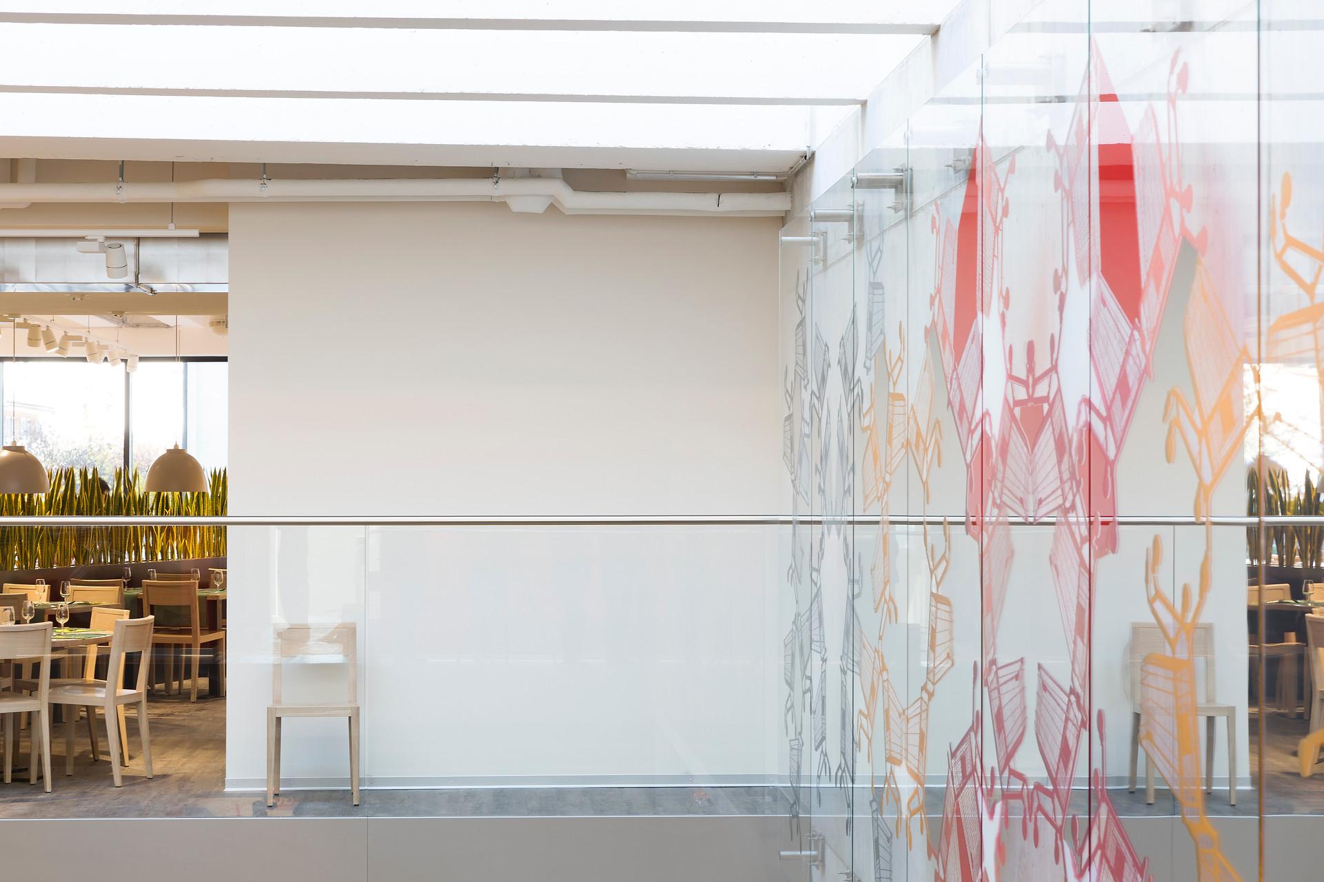 Kunst am Bau / BAROCK'N'ROLL / Andrea Nottaris