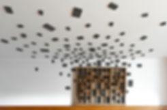 Rauminstallation // Kloster Donach // Setzkasten // Andrea Nottaris