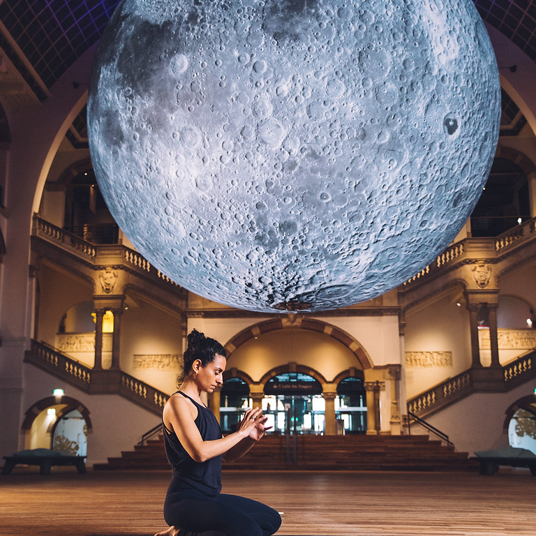 Vanaf 12 april beschikbaar: nieuwe maanflow video vanuit het Tropenmuseum