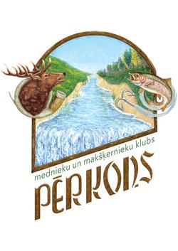 """Perkons"" Logo"