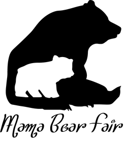 Mama Bear Fair Event Logo