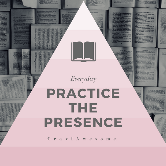 Practicing the Presence: #FOMO