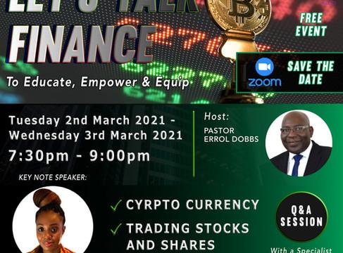 Finance Flyer