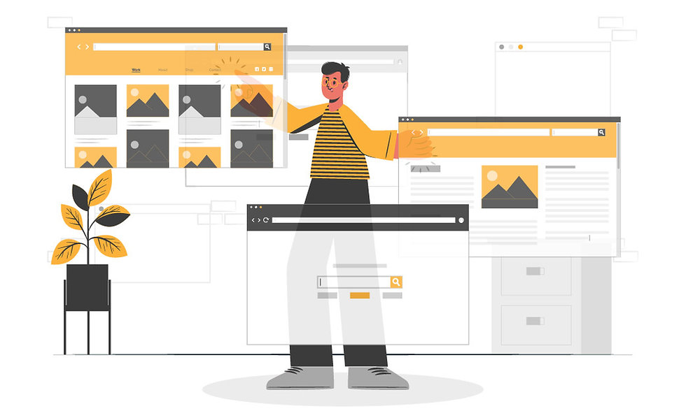 Website Design & Development Company in Coimbatore