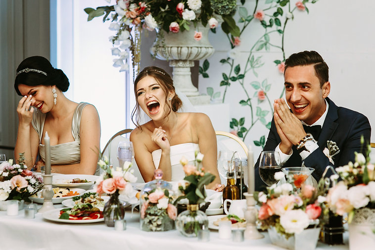 Wedding Couple-Brides Maids