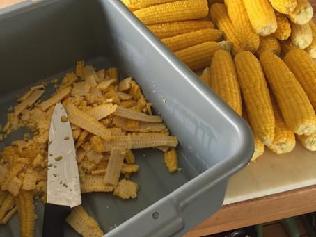 Hot Sun and Sweet Corn Memories (Recipe)