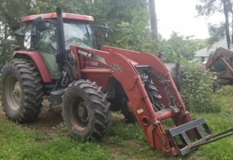 Introducing Farm Fridays (and the Story of the Tractor)