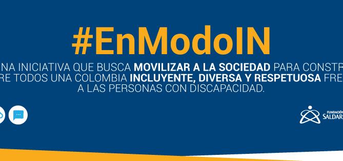 Nace la Iniciativa #EnModoIn !!