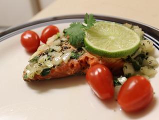 Salmon Tinfoil Dinner Recipe