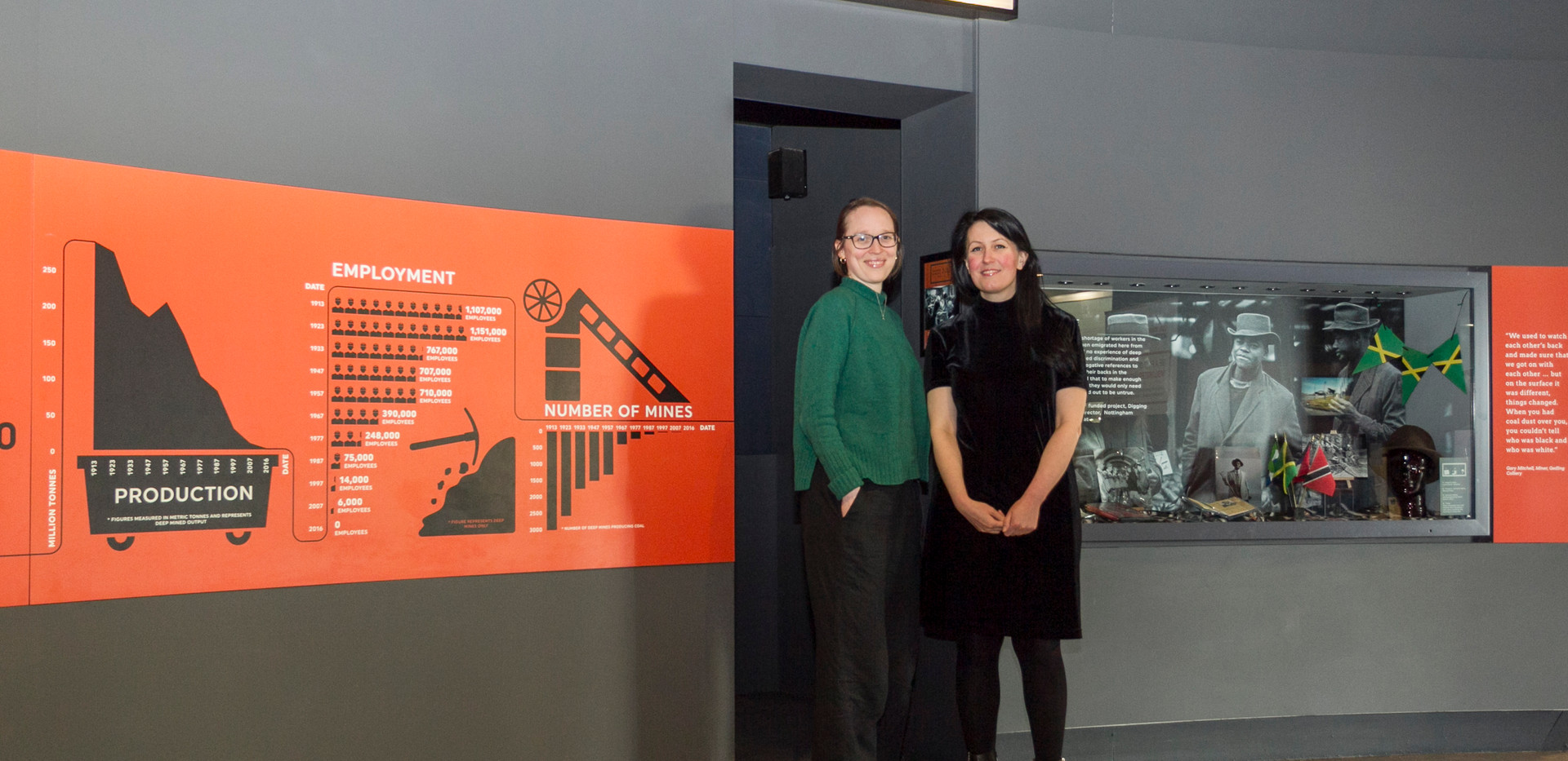 WOMEN AND THE MINERS STRIKE EXHIBITION-4