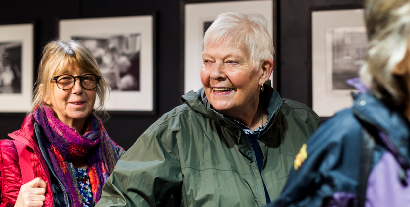 WOMEN AND THE MINERS STRIKE EXHIBITION-6