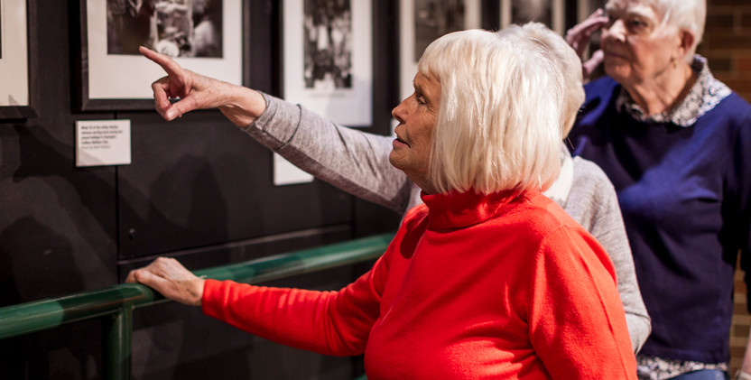 WOMEN AND THE MINERS STRIKE EXHIBITION-9