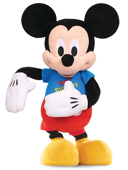 Disney Junior Hot Diggity Dance and Play Mickey by Just Play