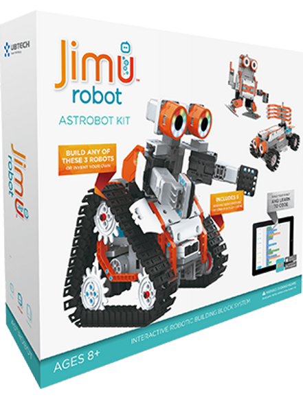 JIMU Astrobot by UBTECH Robotics