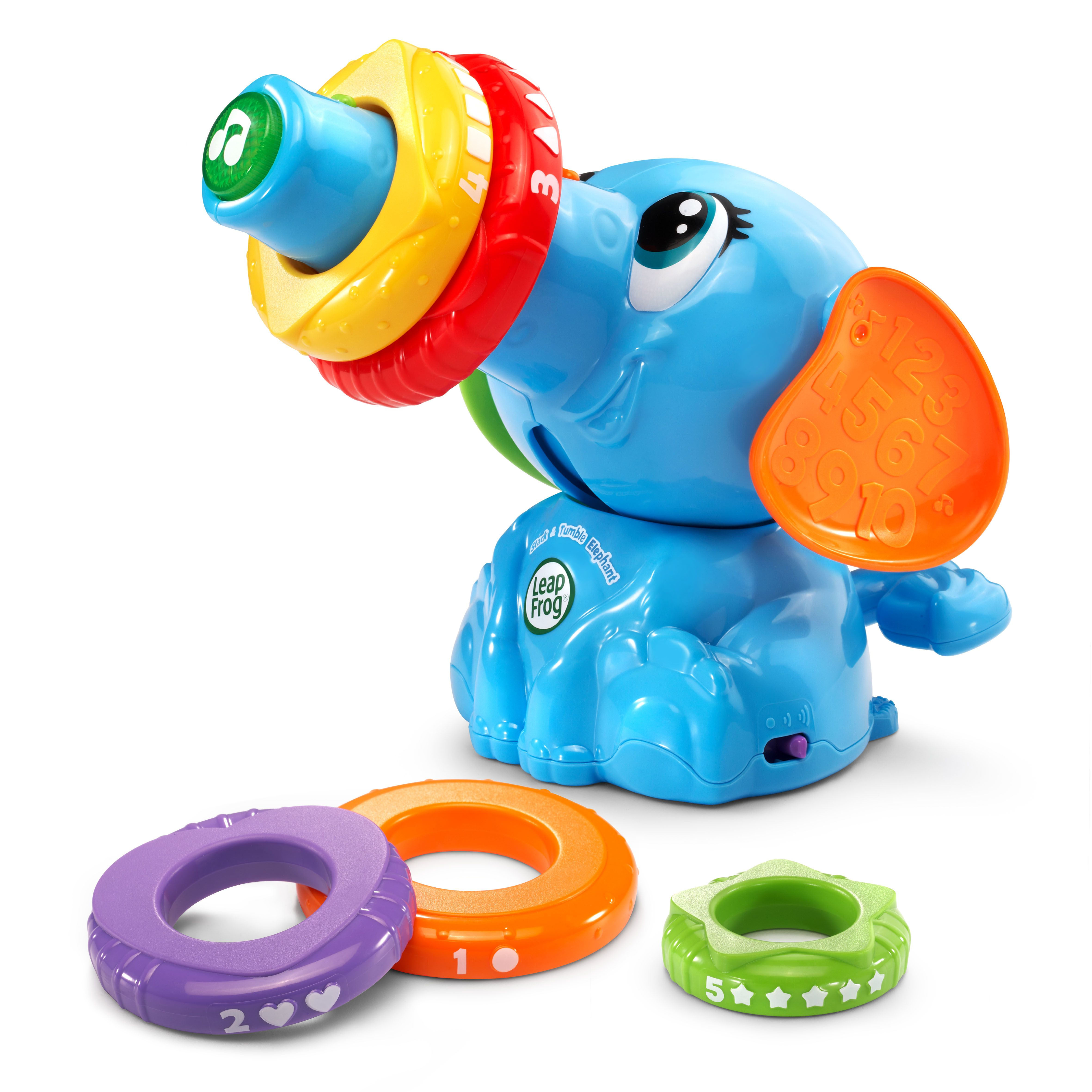 Stack & Tumble Elephant™ by LeapFrog   Best Products for Families ...