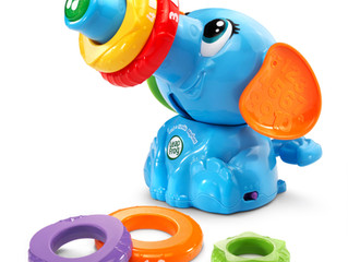 Stack & Tumble Elephant™ by LeapFrog