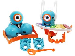 Wonder Workshop Dash & Dot Robot Wonder Pack
