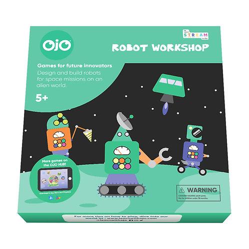Robot Workshop Board Game